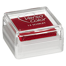 Buy English Stamp Company Versa Colour Ink pad Online at johnlewis.com
