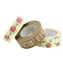 Buy Emma Bridgewater Rose & Bee Craft Tape, Set of 3 Online at johnlewis.com