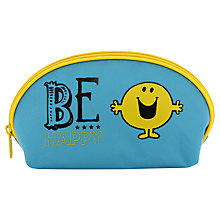 Buy Mr Men Retro Happy Pencil case Online at johnlewis.com