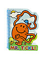 Mr Men A5 Notebook, Multi