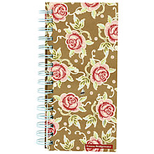 Buy Emma Bridgewater Rose & Bee Notebook, Multi Online at johnlewis.com
