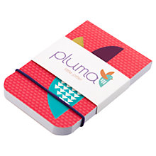 Buy Pluma Jotter Notebook, Multi Online at johnlewis.com