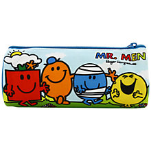 Buy Mr Men Pencil Case Online at johnlewis.com