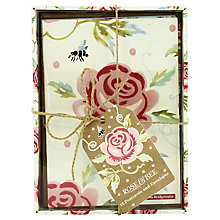 Buy Emma Bridgewater Rose & Bee Postcards, Pack of 12 Online at johnlewis.com