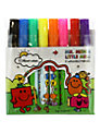 Mr Men Washable Markers, Pack of 8