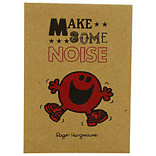 Buy Mr Men Retro A6 Notebook, Multi Online at johnlewis.com
