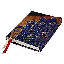 Buy Paperblanks Mediterranean Cats Mini 2014/15 Diary Online at johnlewis.com