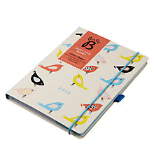 Buy Ktwo Busy B Busy Life Diary, 2015 Online at johnlewis.com