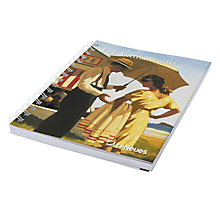 Buy Jack Vettriano Te Neues Polyprop Diary, 2015 Online at johnlewis.com