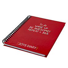Buy Happy Jackson Week to View 2015 Diary Online at johnlewis.com