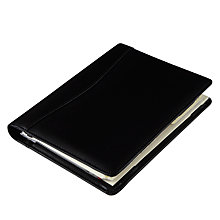 Buy Collins Elite Company Diary, Black Online at johnlewis.com