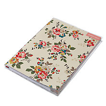 Buy Cath Kidston Kingswood Rose A5 Diary, Pink Online at johnlewis.com