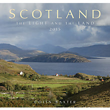 Buy Scotland: The Light And The Land 2015 Calendar Online at johnlewis.com