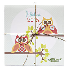 Buy Te Neues Valentina Ramos 2015 Wall Calendar Online at johnlewis.com
