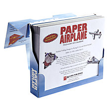 Buy Paper Aeroplanes Day To Day 2015 Calendar Online at johnlewis.com