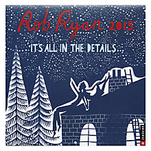 Buy Rob Ryan 2015 Wall Calendar Online at johnlewis.com