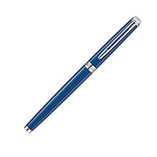 Buy Hémisphère Waterman Fountain Pen, Ocean Blue Online at johnlewis.com