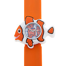 Buy Anisnap Aqua Clownfish Watch Online at johnlewis.com