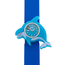 Buy Anisnap Aqua Dolphin Watch Online at johnlewis.com