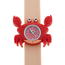 Buy Anisnap Aqua Crab Watch Online at johnlewis.com