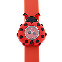 Buy Anisnap Ladybird Watch Online at johnlewis.com