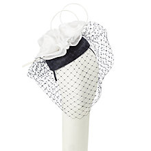 Buy Snoxells Flower Pillbox Hat Fascinator Online at johnlewis.com