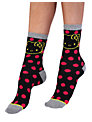 Pretty Polly Hello Kitty Ankle Socks, 2 Pack, Pink Dot