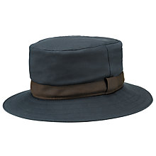 Buy Olney Spey Wax Hat, Navy Online at johnlewis.com