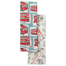 Buy Cath Kidston London Bus Tea Towels, Set of 2 Online at johnlewis.com