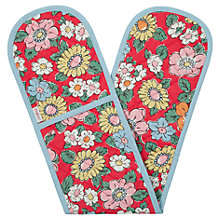 Buy Cath Kidston Camden Double Oven Glove Online at johnlewis.com