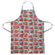 Buy Cath Kidston London Bus Apron Online at johnlewis.com