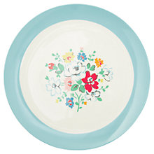 Buy Cath Kidston Clifton Rose Dinner Plate Online at johnlewis.com