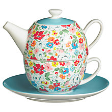 Buy Cath Kidston Mews Ditsy Tea for One Set Online at johnlewis.com
