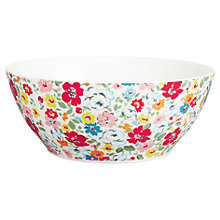 Buy Cath Kidston Mews Ditsy Cereal Bowl Online at johnlewis.com