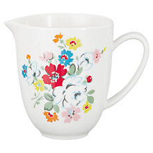 Buy Cath Kidston Clifton Rose Milk Jug Online at johnlewis.com