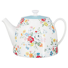 Buy Cath Kidston Clifton Rose Teapot Online at johnlewis.com