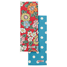 Buy Cath Kidston Camden Tea Towels, Set of 2 Online at johnlewis.com