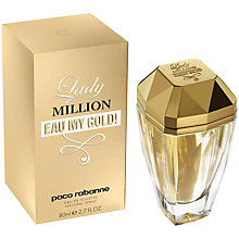 Buy Paco Rabanne Lady Million L'eau My Gold Eau de Toilette Online at johnlewis.com