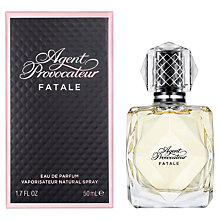 Buy Agent Provocateur Fatale Eau de Parfum, 50ml Online at johnlewis.com