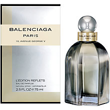 Buy Balenciaga Paris L'Edition Reflets Eau de Parfum, 75ml Online at johnlewis.com