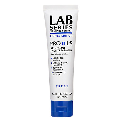 Buy Lab Series Pro LS All-in-One Face Treatment, 100ml Online at johnlewis.com