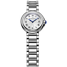 Buy Maurice Lacroix FA1003-SS002-110 Women's Stainless Steel Bracelet Watch, Silver Online at johnlewis.com
