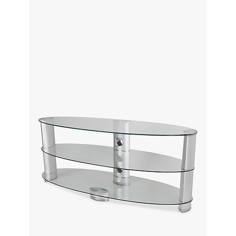 Buy John Lewis 1200 Oval TV Stand For TVs Up To 60