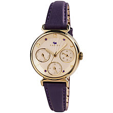 Buy Radley Women's Chronograph Leather Strap Watch Online at johnlewis.com