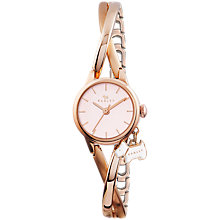 Buy Radley RY4184 Women's Rose Gold Bracelet Watch Online at johnlewis.com
