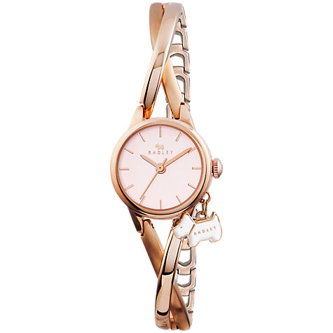 Buy Radley Women's Twisting Bracelet Watch Online at johnlewis.com