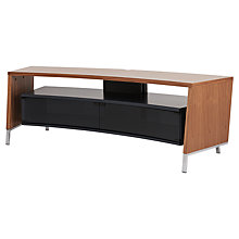 "Buy Off the Wall Curve TV Stand for TVs up to 65"" Online at johnlewis.com"