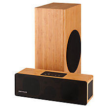 Buy Orbitsound M9 Bluetooth Sound Bar with Wireless Subwoofer Online at johnlewis.com