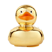 Buy Butterscotch Duck Lip Balm, Gold Online at johnlewis.com