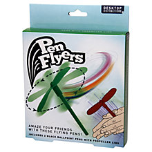 Buy Paladone Pen Flyers, Red/Green Online at johnlewis.com